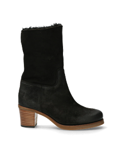 Fur-lined-boot-black