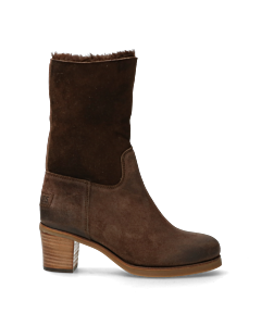Fur-lined-boot-dark-brown