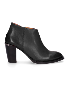 Jip---Ankle-boot-with-zipper-black