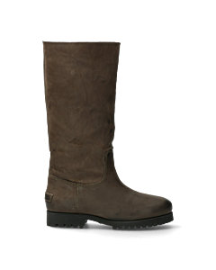 Boot-with-wool-lining-antracite