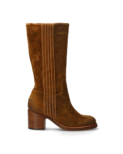 BOOT-5,5-CM-WAXED-SUEDE-Brown