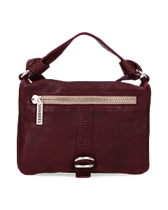Cross-body-smooth-leather-Bordeaux