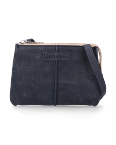 Cross-body-waxed-grain-leather-Navy