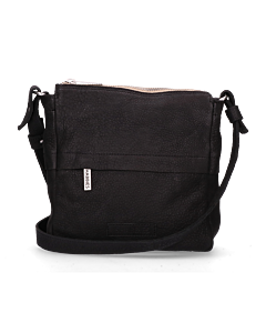 Crossbody-S-waxed-grain-leather-black-