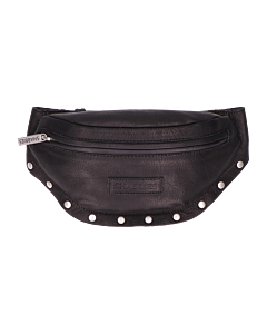 Bum-bag-waxed-smooth-leather-Black