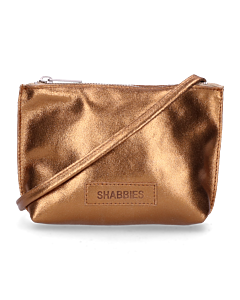 Evening-bag-metallic-grain-leather-Bronze