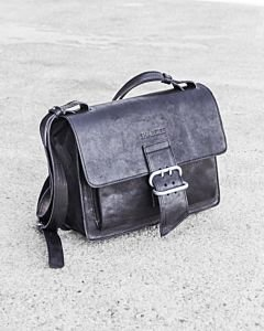 Evening-bag-smooth-leather-Black