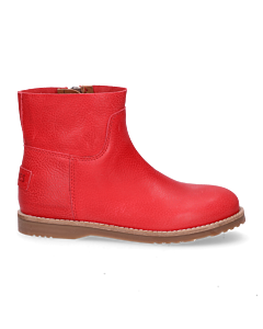 Kids-ankle-boot-leather-36-till-39-red