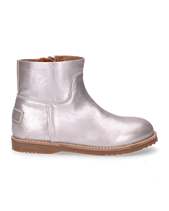 Kids-ankle-boot-leather-36-till-39-silver