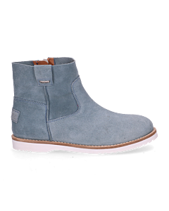 Kids-ankle-boot-suede-36-till-39-blue
