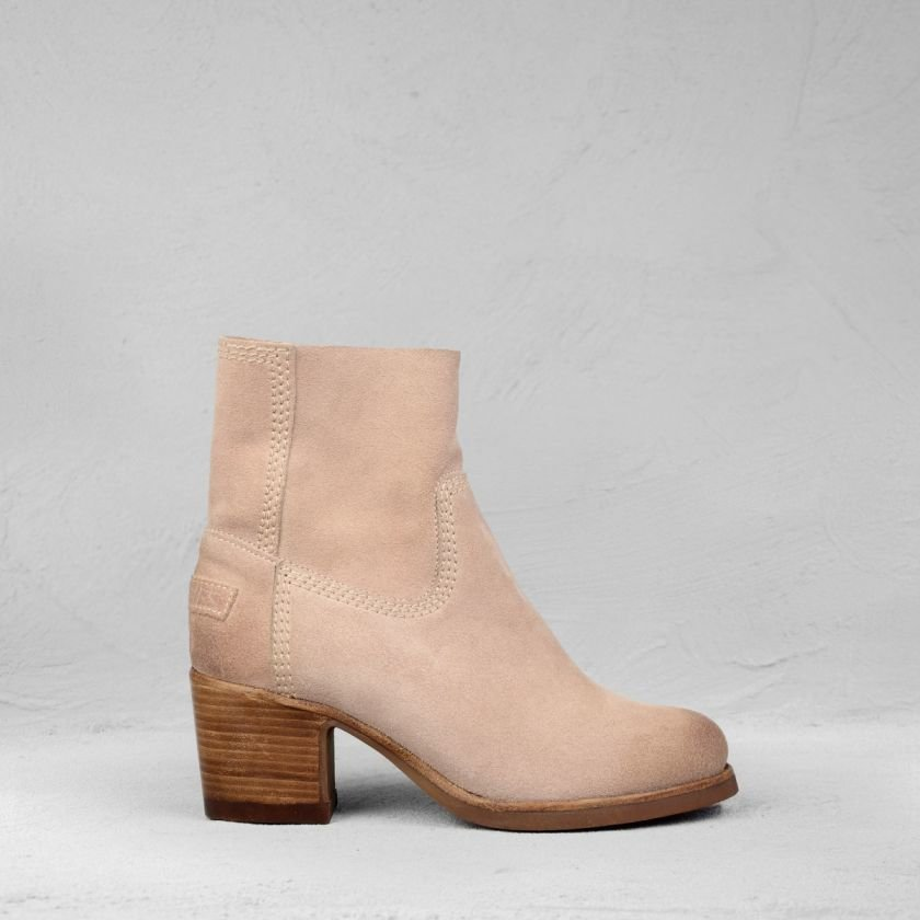 Ankle-boot-suede-soft-rose