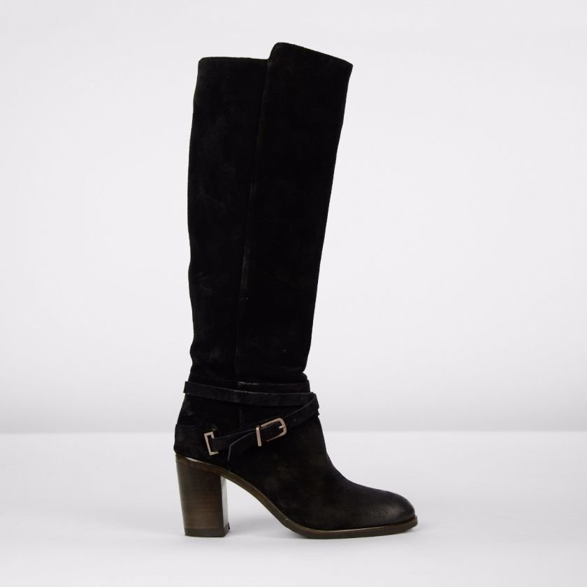 Boot-suede-Black-