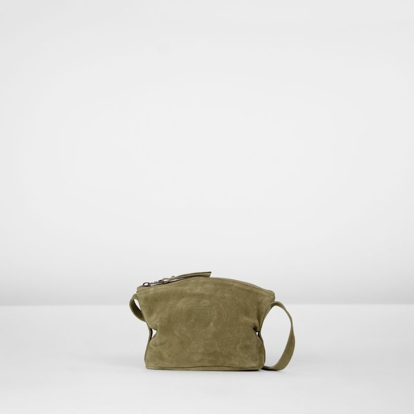 Cross-body-suede-Taupe
