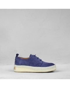 Lace-up-suede-shoe-blue