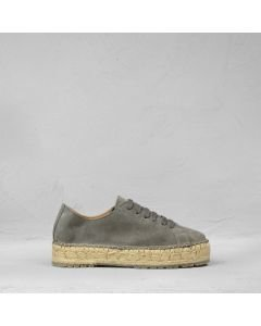 Espadrille-lace-up-shoe-suede-olive
