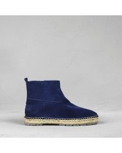 Espadrille-ankle-boot-suede-blue