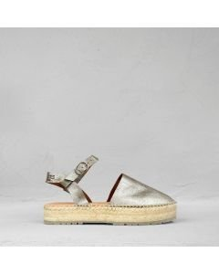 ESPADRILLE-LOAFER-METALLIC-LEATHER-Silver