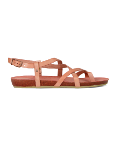SANDAL-NATURAL-DYED-SMOOTH-LEATHER-Soft-Red
