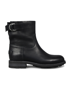 Ankle-boot-grain-leather-Black-