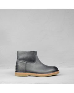 ANKLE-BOOT-LOW-HEAVY-GRAIN-LEATHER-Black