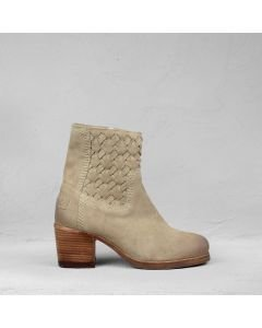 Ankle-boot-woven-suede-beige