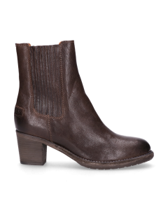 Ankle-boot-smooth-leather-dark-brown