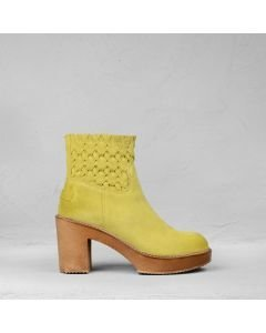 Ankle-boot-woven-suede-mustard-yellow
