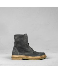 Lace-up-ankle-boot-suede-olive