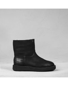 Ankle-boot-grain-leather-Black