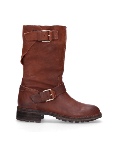 Boot-waxed-grain-leather-Brown