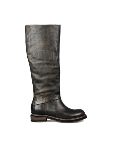 Boot-polished-leather-Taupe