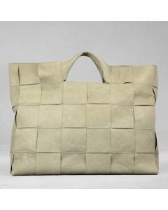 Shopper-plaited-leather-beige
