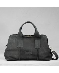 Weekend-bag-grain-leather-black