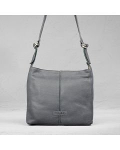 Shoulderbag-grain-leather-black