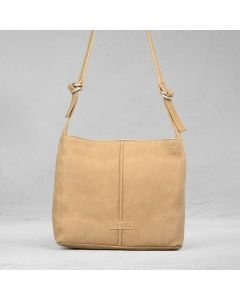 Shoulderbag-grain-leather-light-brown