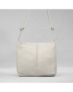 Shoulderbag-grain-leather-grey