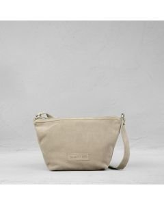 Cross-body-bag-suede-beige