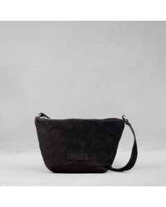 Crossbody-bag-suede-black