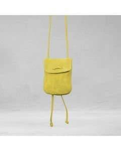 Schoulder-bag-suede-mustard-yellow