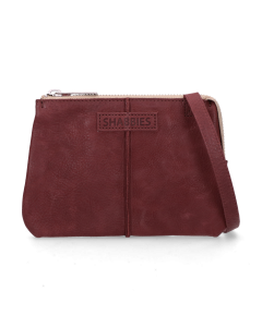 Cross-body-waxed-grain-leather-Bordeaux