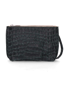 Cross-body-croco-printed-leather-Green