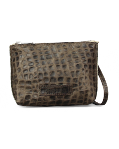 Cross-body-croco-printed-leather-Grey