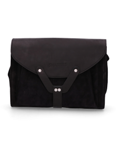 Cross-body-waxed-suede-with-polished-leather-Black-
