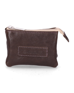 Wallet-small-smooth-leather-Dark-Brown