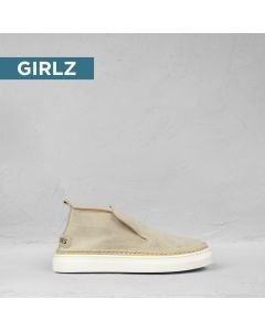 Kids-sneaker-suede-taupe-36-39