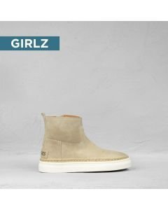 Kids-boot-suede-taupe-28-35