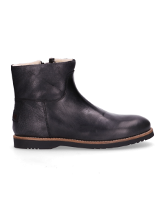 KIDS-//-Ankle-boot-polished-leather-Black-28-35