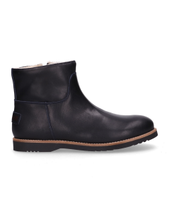 Kids-ankle-boot-polished-leather-Navy-Blue-36-39