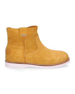 Kids-ankle-boot-suede-36-till-39-yellow