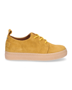 Kids-lace-up-shoe-suede-28-till-35-yellow